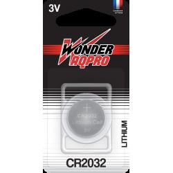 Pile CR2032 - 3V - WONDER...
