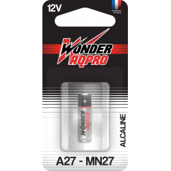 Pile 27A - 12V - WONDER