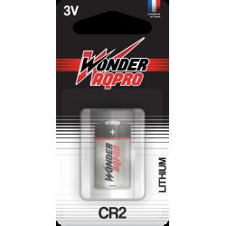 Pile CR2 - 3V - WONDER