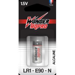 Pile LR1/E90 - 1.5V - WONDER
