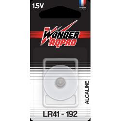 Pile LR41/192 - 1.5V -...