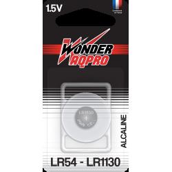 Pile LR54/LR1130 - 1.5V -...