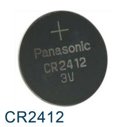 pile bouton cr2412 lithium 3v pile mini 1612 piles et plus. Black Bedroom Furniture Sets. Home Design Ideas