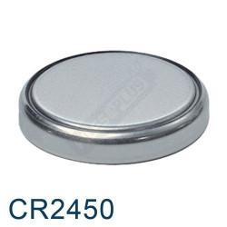 Pile Bouton CR2450 Lithium - 3V