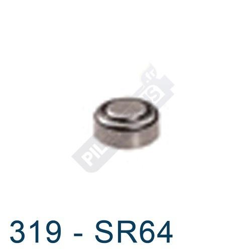 pile-  montre-319-sr64-pile-oxyde-d-argent