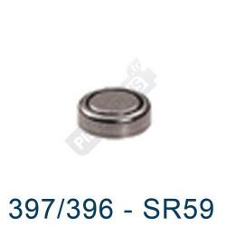 Pile montre 397/396 - SR59 - oxyde d'argent Energizer - 1,55V - par 1