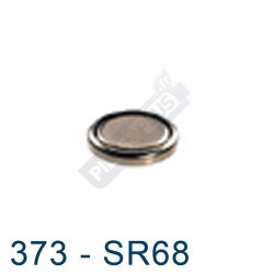 Pile montre 373 - SR68 - oxyde d'argent Energizer - 1,55V - par 1