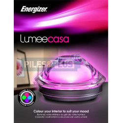 Lumee Casa - Éclairage DECO Tendance Energizer - 4 couleurs Sans fils