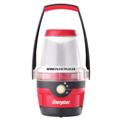 Lanterne Camping Light LED Diffusante 360° étanche - Energizer