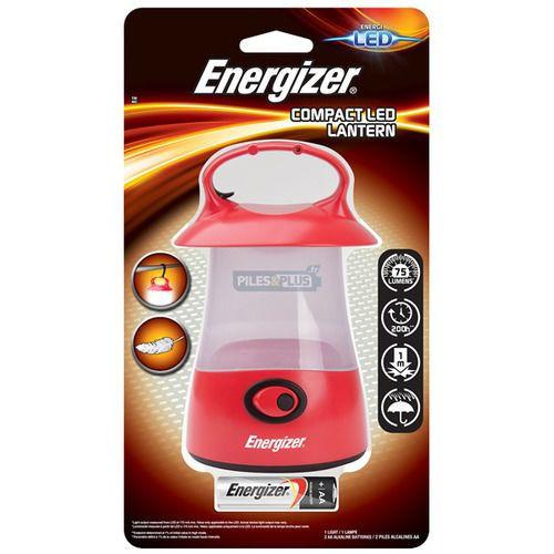 Lanterne Camping LED - 360° compact LED - ENERGIZER