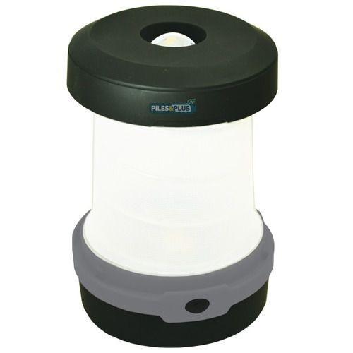 Lanterne de camping depliable 2EN1 + 3AA