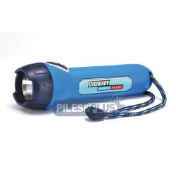 Lampe Torche Etanche Waterproof - 2 AA 1 m avec cordon - Energizer