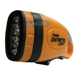 Lampe dynamo 3 LED Energizer - sans piles
