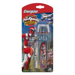 Lampe torche enfant - Disney Power Rangers - Energizer - 2 AA