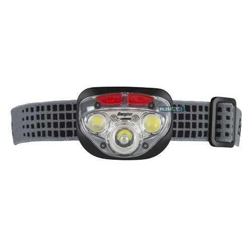 Lampe Frontale Energizer 5 Led Vision Hd Focus La Plus Adaptee A
