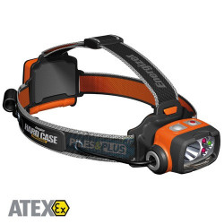 Lampe Frontale Antidéflagrante LED - ATEX Norme Zone 0 - Energizer