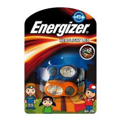 2 Lampes Frontales pour enfants + 2 CR2032 - Energizer