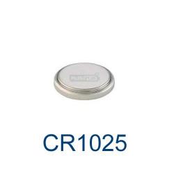 Pile Bouton CR1025 - Lithium 3V