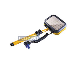 Projecteur de chantier rechargeable 24 LED - Peli 9430 - Autonom. 15h