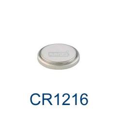 Pile Bouton CR1216 - Lithium 3V