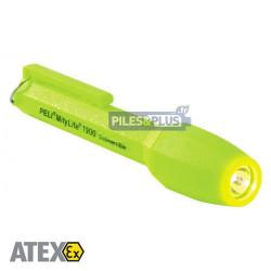 Torche ATEX antidéflagrante 2 AAA - xenon - Peli 1900Z1