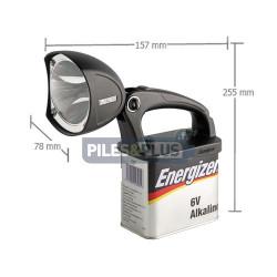 Phare de Chantier LED 158 Lumens 119 Heures Métal - LR820 - Energizer