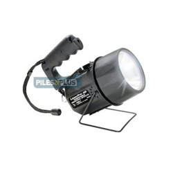 Phare ATEX antidéflagrant 4 D - xenon - Peli 6000 - 125,7 lumens