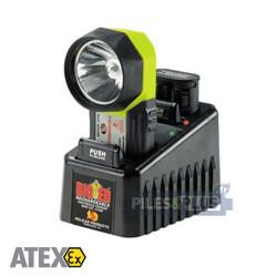Phare rechargeable ATEX antidéflagrant - xenon - Peli 3750