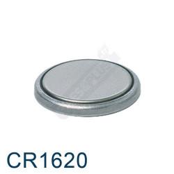 Pile Bouton CR1620 Lithium - 3V