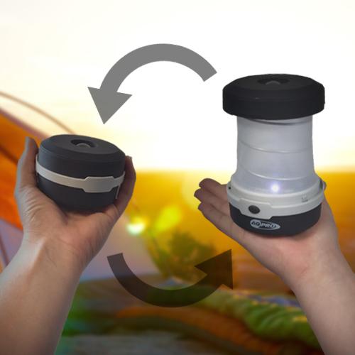 Lanterne pliable